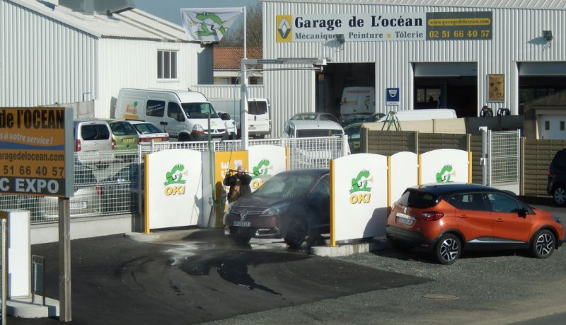 Garage de l 39 oc an station de lavage - Garage renault chantonnay ...
